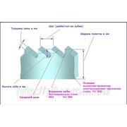 Биметаллические ленточные пилы Bahco 3851 M42 20x0,9 фото