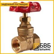 Вентиль латунный угловой AVH/50 Ду 50 Ру 25 фото