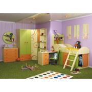 Мебель для детских комнат Фрутис фото