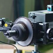 Установка для проточки тормозных дисков HOREX HBL-602A фото