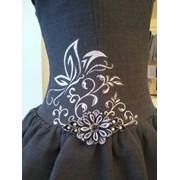 Платье для девочки ( школьная форма ) фото