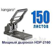 Дырокол Kangaro HDP-2160N на 2 отверстия фото