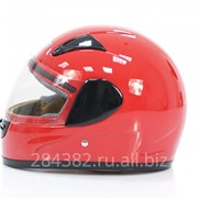 Шлем защитный детский YEMA 203 kids красный фото