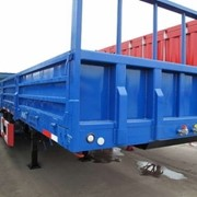 Прицеп бортовой 35 тонн контейнеровоз ATLANT SWH 1235 фото