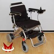 Инвалидная коляска складная с электроприводом LK36B фото