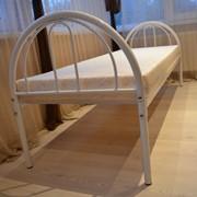 Кровати металлические для общежитий фото