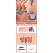 Подложка Solid Термо Розовая 1.8 мм (1.05 м x 8 м) фото