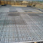 Монолитные и бетонные работы. фото