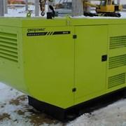 Аренда дизельного генератора. фото