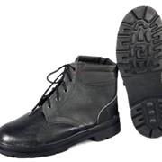 Ботинки-БМ-2 на искуственном меху фото