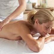 Релаксирующий массаж фото