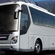 Туристический автобус Hyundai Universe фото