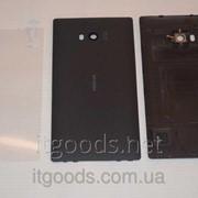 Крышка задняя черная для Nokia Lumia 930 + ПЛЕНКА В ПОДАРОК 4620 фото
