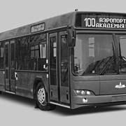Пригородный автобус МАЗ-103 фото