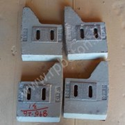 Лопатки в бетоносмесителей фото