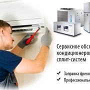 Монтаж сплит-систем и вентиляции фото