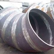 Отвод сварной секторный ОСС фото