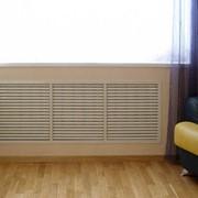 Декоративные радиаторные решетки фото