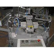 Линия для фасовки крупных тиражей штучных изделий в блистер