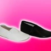 Туфли гимнастические фото