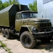 Грузовой автомобиль ЗИЛ - 131 КУНГ фото