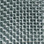 Сетка тканая оцинкованная 10x10x1 ГОСТ 3826-82, сталь 3сп5, 10, 20 фото