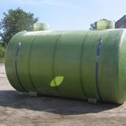 Резервуары стеклопластиковые для канализации (Септики) фото