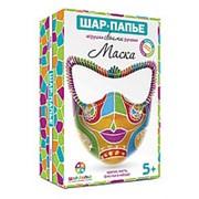 Набор для творчества «Маска» Шар-Папье В02402 фото