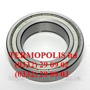 Продам подшипник 6011 2RS, 180111, 6011 ZZ, 80111 производства CX, QL, NT, FLT, ZKL в Луцке фото