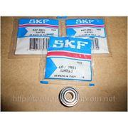 Продам подшипник 607 2RS, 607 2Z SKF (подшипник 180017, 80017) фото