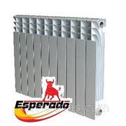 Радиатор алюминиевый Esperado 500 фото