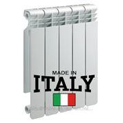 Радиатор алюминиевый Radiatori 2000 UNO 500 мм (Италия) фото