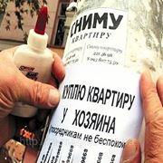Расклейка рекламы на столбах в Житомире (нажмите) фото