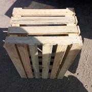 Деревянные ящики фото