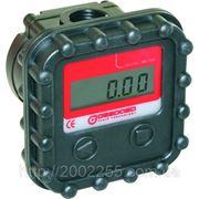 Электронный счетчик MGE 40 для дизельного топлива, масла, 2—40 л/мин, +/-1%, Испания фото