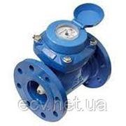 Счётчик водяной турбинный WPK-UA100*Bх/в,диапазон измерения 1,8-120м3/ч фото
