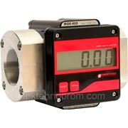 Счетчик электронный MGE 400 для дизельного топлива и масла 400 л/мин