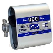 Счетчик электронный Di-Flow для дизельного топлива и масла 10—150 л/мин фото