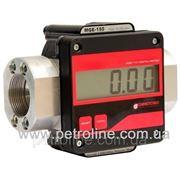Электронный счетчик MGE 250 для дизельного топлива, масла, 10-250 л/мин, +/-0,5%, Испания. фото