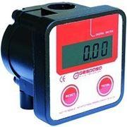 Электронный счетчик MGE 40 для дизельного топлива, масла, 2—40 л/мин, +/-1%, Испания. Расходомер