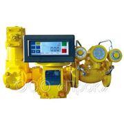 Узлы учета для топливозаправщиков (счетчик) для бензовоза, перелива, колонки раздачи топлива фото