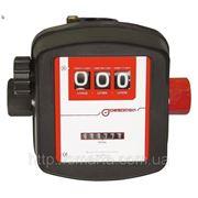 Механічний лічильник для обліку витрати бензину, дизпалива, - MG-80V (Gespasa) фото