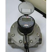 Счетчик расхода топлива ОМ040 (10~250 л/мин) для заправочных колонок, топливозаправщиков фото