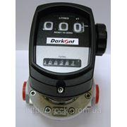 Счетчик расхода топлива ОМ025 (10~150 л/мин) фото