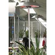 Электрические напольные ИК обогреватели типа зонтик