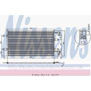 Радиатор кондиционера на Renault Trafic 03-> 2.5dCi (135 л. с. ) — Nissens (Дания) - NIS 94678 фото