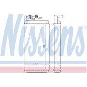 Радиатор печки AUDI (пр-во Nissens) фото