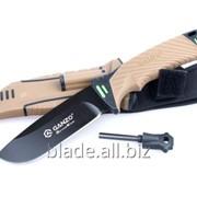 Нож Ganzo G8012 DY песочный фото