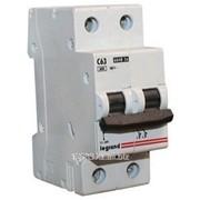 Автоматический выключатель 604822 LR 2р 25А 404044