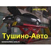 Ремонт, диагностика подвески на люфтдетекторе в Тушино-Авто фото